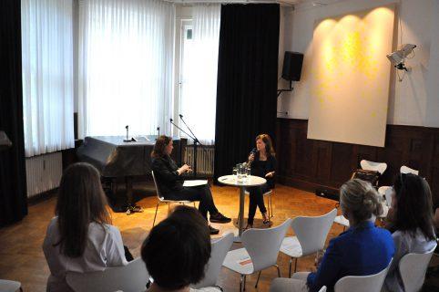 Satu Siegemund (WIFT) im Gespräch mit Lena Schömann (Constantin)