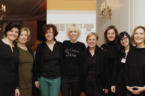 Cornelia Köhler, Bettina Förg, Maria Köpf, Katja Eichinger, Christiane Rothe, Nadja Radojevic, Stefanie Röders, Jana-Cécile Filmer