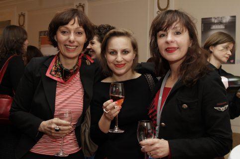 Netzwerken beim WIFT Berlinale Event 2015