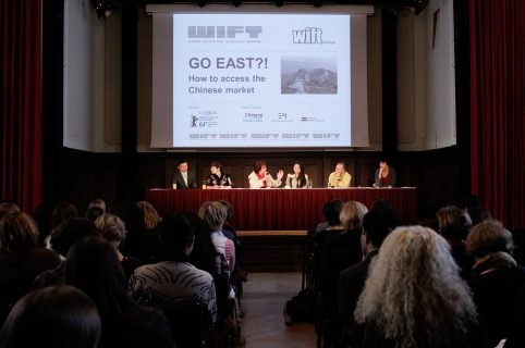 WIFT Germany Fachpanel: GO EAST?! How to access the Chinese market