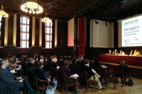 WIFT Berlinale Event 2014 im Meistersaal