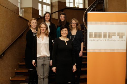 Der Vorstand von Women in Film and Television Germany (WIFT) 2014