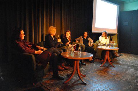 WIFT Fachpanel im Grünen Salon: Wer spielt im Fernsehen eine Rolle?