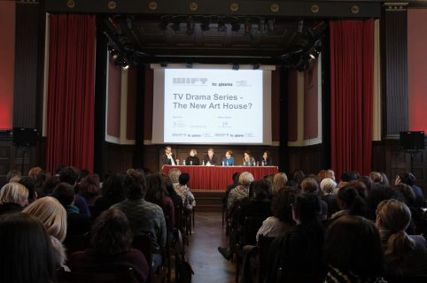 WIFT Germany Fachpanel: TV Drama Series - The New Art House?