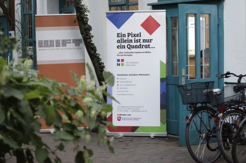 WIFT und das Film & Medienbüro luden in die MedienWerkstatt Linden ein