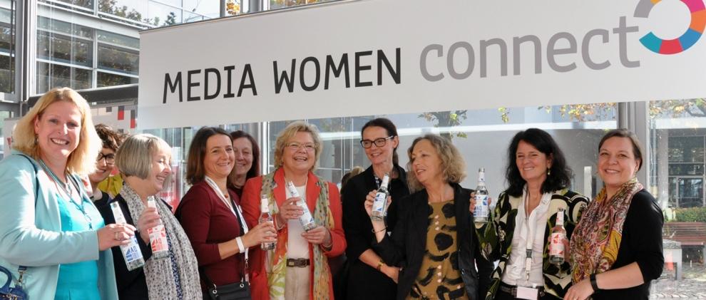 WIFT bei uploads WOMEN CONNECT | München