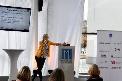 WIFT-Mitglied Maria Bachmann