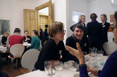 18. Women's Talk in der Villa Kult