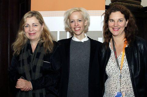 Lone Scherfig, Katja Eichinger, Julie Bergeron