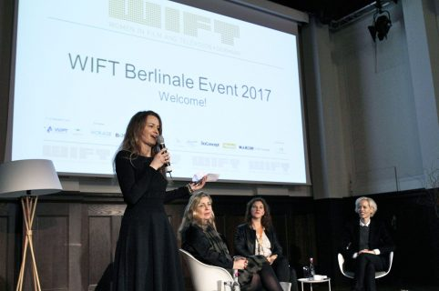 Nicole Ackermann (WIFT Germany)