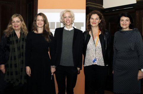 Lone Scherfig, Nicole Ackermann, Katja Eichinger, Julie Bergeron, Cornelia Köhler