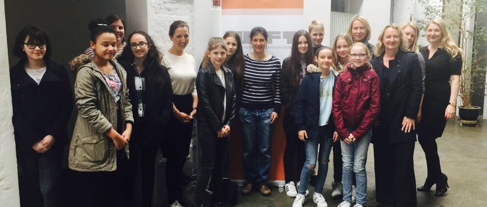 WIFT BEIM GIRLS' DAY | HAMBURG