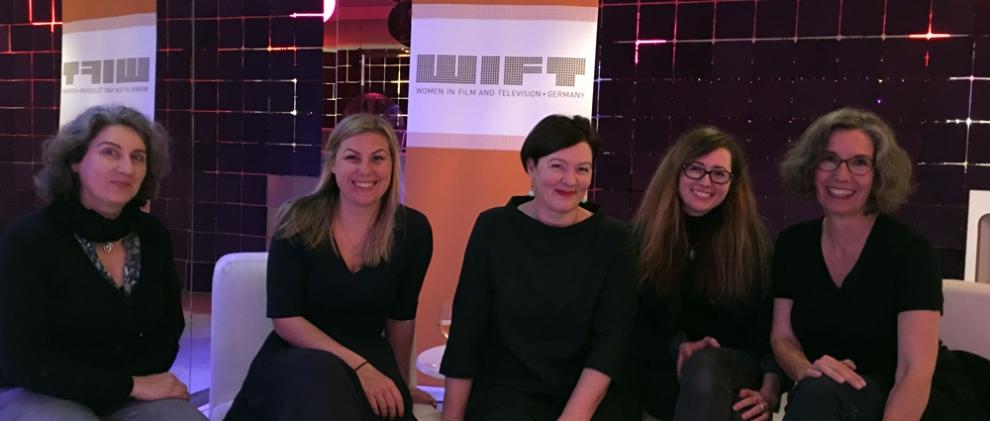 WIFT Werkstattgespräch: Preisgekrönte Kostümbildnerinnen Frauke Firl und Nicole Hutmacher | Köln