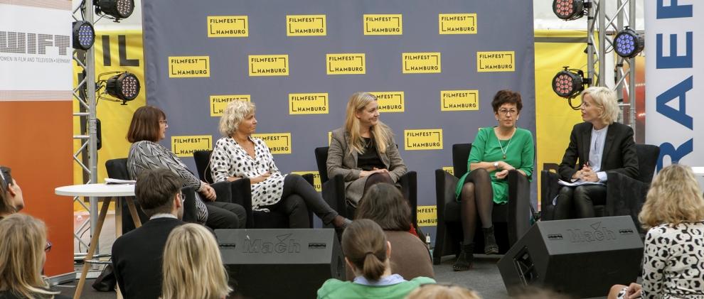 WIFT Panel beim Filmfest Hamburg zum Thema Chancengleichheit | Hamburg