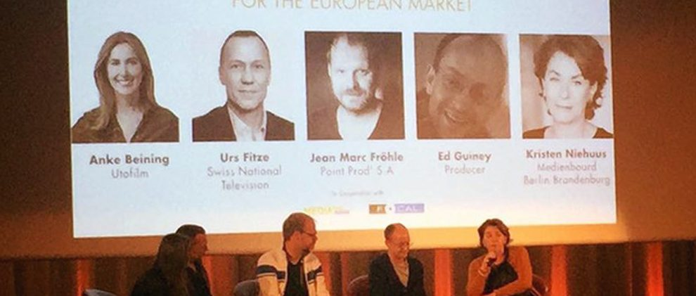 WIFT beim Zurich Film Festival und Zurich Summit | Zürich