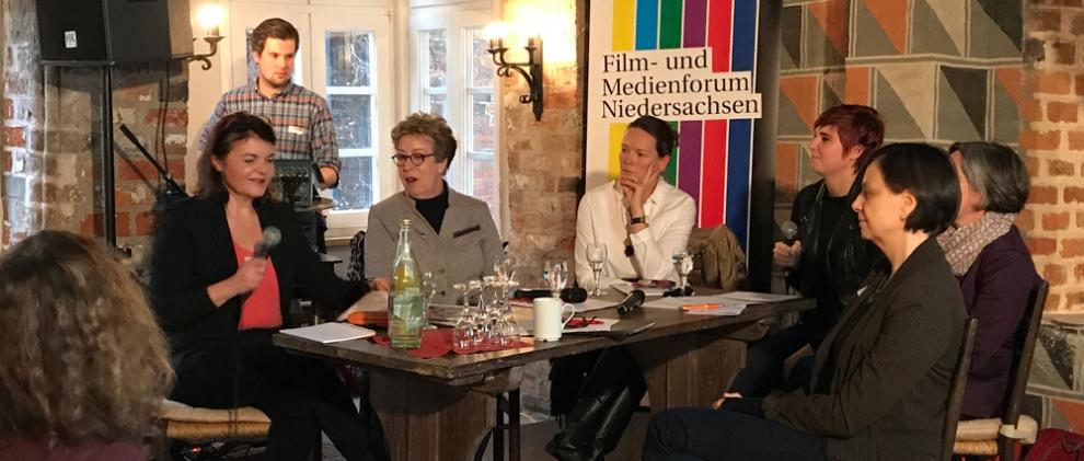WIFT PANEL ZUR CHANCENGLEICHHEIT VON FRAUEN | Film- und Medienforum Niedersachsen | Lüneburg