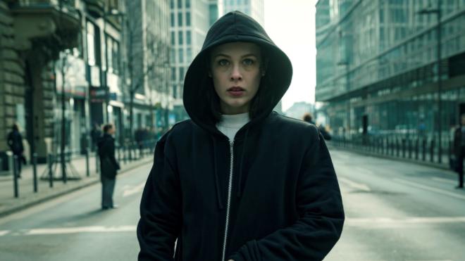 Die Erfolgsserie BAD BANKS – Produzentin Dr. Lisa Blumenberg und ihr Team im Gespräch