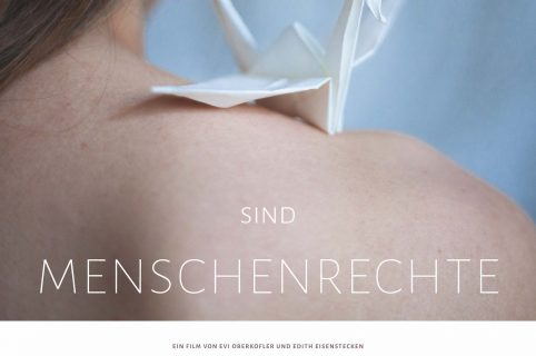 """""""MONIKA HAUSER – Ein Portrait"""" Plakat"""