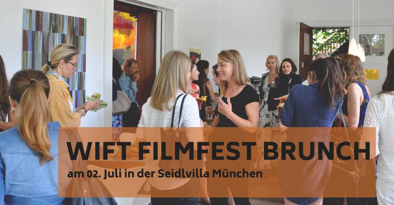 """WIFT Filmfestbrunch """"Mentoring, Coaching, Netzwerke – Was Frauen nach oben bringt"""""""